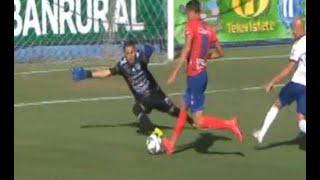 Gol de Municipal, anotación de José Carlos Martínez al minuto 51