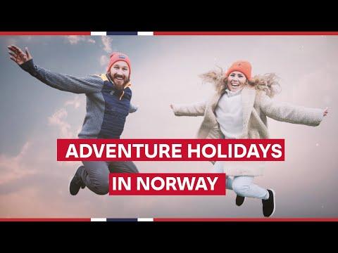 Norwegian adventures await you ❤️