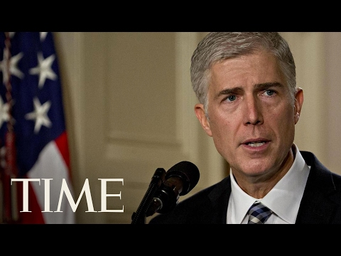 Trump's Supreme Court Nominee, Neil Gorsuch: What To Know   TIME