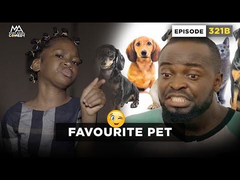 Favourite Pet - Throw Back Video (Mark Angel Comedy)