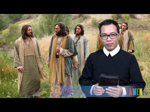 LỜI HẰNG SỐNG  Thứ Hai 20.05.2019: NHÂN DANH CHA VÀ CON VÀ THÁNH THẦN - Linh Mục Giuse Nguyễn Văn Toản, DCCT