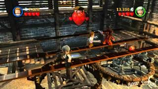 LEGO Pirates of the Caribbean #01 [Молча]