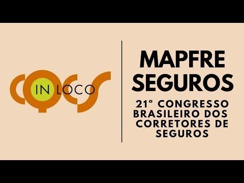 Imagem post: MAPFRE no 21º Congresso  Brasileiro dos Corretores de Seguros