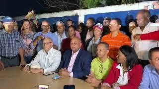 Intentan secuestrar candidato a alcalde del PRM en Baní