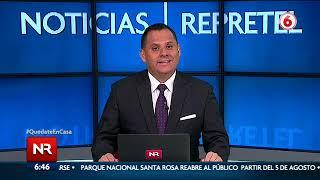 Noticias Repretel Estelar: Programa del 05 de Agosto del 2020