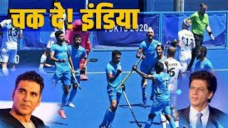 B-town celebs congratulates Indian men's hockey team on historic bronze win at Tokyo Olympics - IANSINDIA