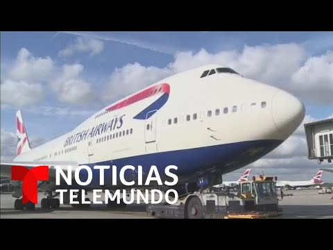 EE.UU. exigirá test negativo de COVID-19 a viajeros   Noticias Telemundo