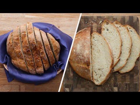 8 Freshly Baked Bread Recipes ? Tasty