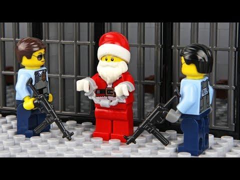 connectYoutube - Lego Santa Claus Prison Break