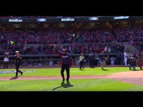 Congratulations to Rod Carew after Receiving a New Heart