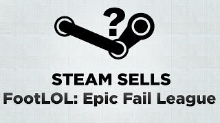 Steam Sells: FootLOL: Epic Fail League