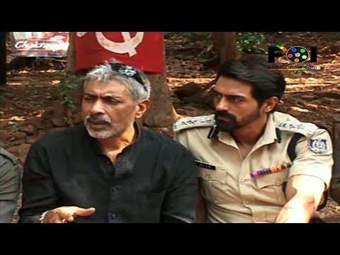 Arjun, Abhay And Manoj Promote 'Chakravyuh'