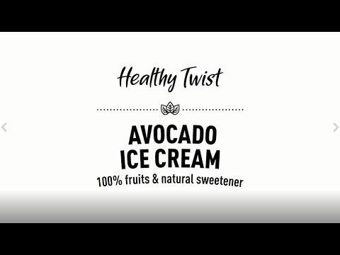 Healthy Twist - Avocado IceCream