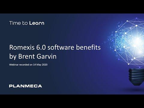 Webinar: Romexis 6.0 software benefits