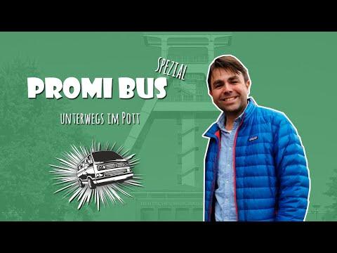 Promi-Bus Spezial mit Ben Redelings - Ein Roadtrip durchs Ruhrgebiet