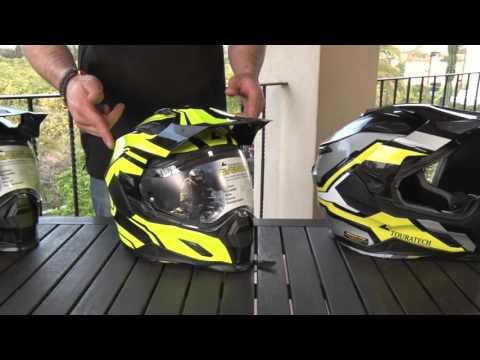 Motos Garage Tv : Casco Touratech Aventuro