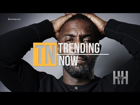 Twitter Mourns The Engagement Of Idris Elba & Sabrina Dhowre - Trending Now