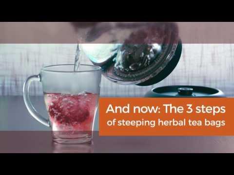 3 Basic Steps to Steeping Herbal Tea