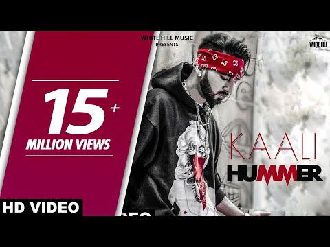 Kaali Hummer-Maninder Buttar Full HD Video Song