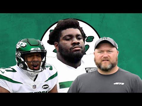 New York Jets Mekhi Becton Overreaction | Just Jets Ep 69