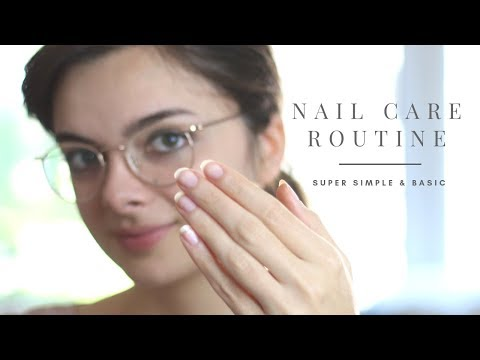 Nail Care Routine | Natural Nails