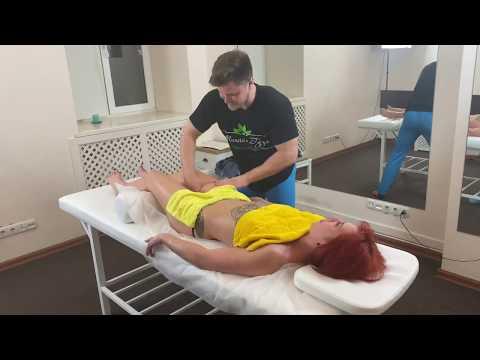 Влияние массажа на сон. Массаж всего тела. photo