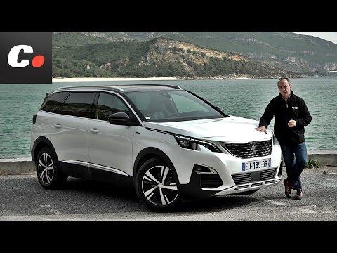 Peugeot 5008 SUV 2017 | Primera prueba / Test / Review en español | Coches.net