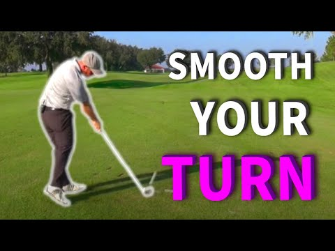 Smooth Turn In Your Golf Swing | Develop Control and Power in your Golf Swing  |