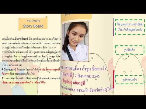 E-book-Storyboard-ประวัติส่วนต