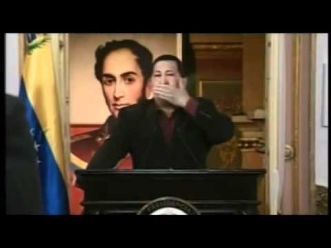 La sombra detr�s de Chavez, posible explicaci�n