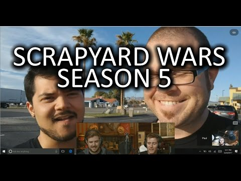 SCRAPYARD WARS SEASON 5 A ...