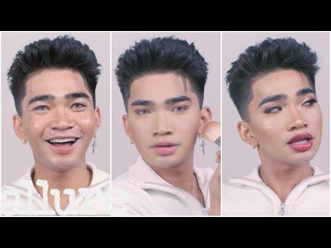Bretman Rock's Makeup Transformation Tutorial   Allure