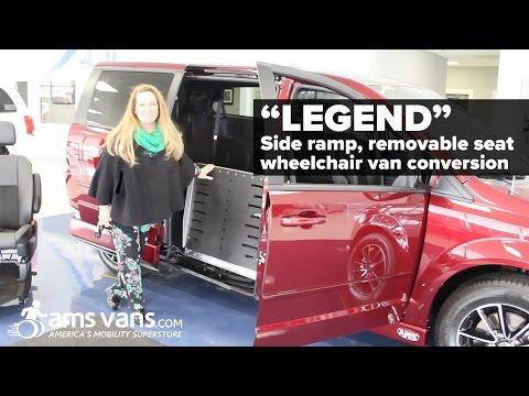 AMS Legend Conversion Quick-look | AMS Vans