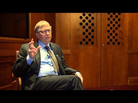 Gates: Poverty not an obstacle to excellent healthcare in Africa