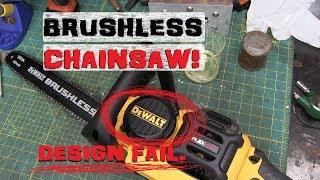 BOLTR: DeWALT Chainsaw | Engineering FAIL