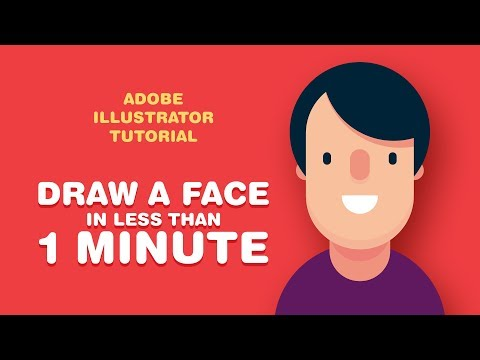 How to Draw Faces for Beginners ( LESS THEN 1 MINUTE )