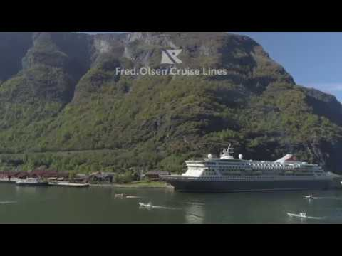 The Best of the Fjords in Seven Nights with Fred. Olsen - cruise L1909