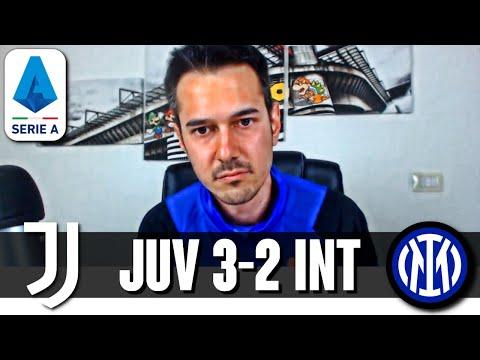 SONO UN PO' ARRABBIATO | Juventus-Inter 3-2