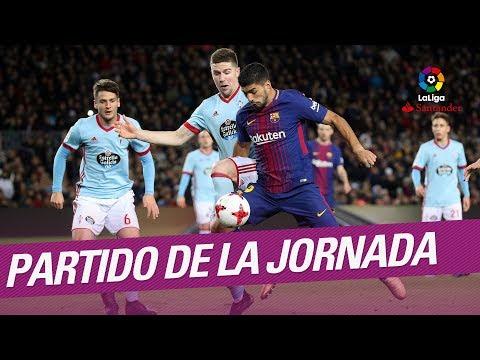 Partido de la Jornada: RC Celta vs FC Barcelona