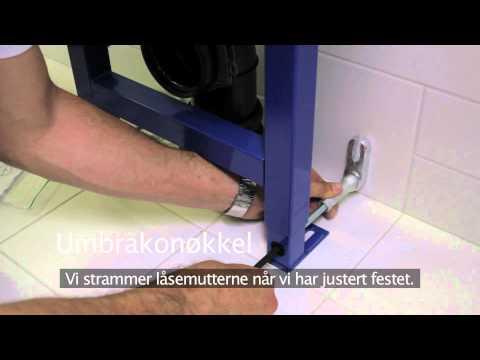 Montering av Triomont XS/XT (Norway).mov