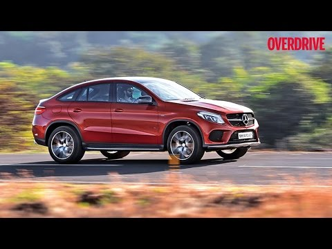 Mercedes-AMG GLE Coup - Road Test Review