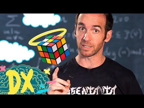 Matemáticas, el cubo de Rubik y el número de Dios