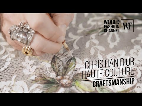 Christian Dior Haute Couture | Craftsmanship | Part 2