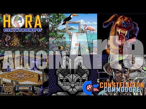 La Hora de Commodore #0016(4T) - AlucinARTE