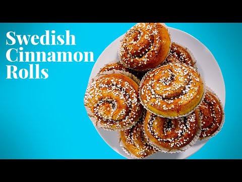 Making Easy Swedish Cinnamon Rolls with a Michelin-Star Chef | Chowhound at Home
