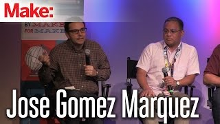 Jose Gomez Marquez: MakerCon New York 2014