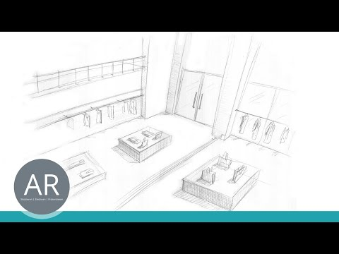 Related video hvfan4jgdhu zeichnen lernen akademie ruhr for Innenarchitektur mappe