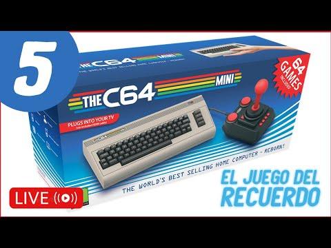 Commodore Mini Games ( DIA 5 FINAL)
