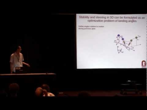 Towards Robust Robotic Running and Steering in 3D Environments