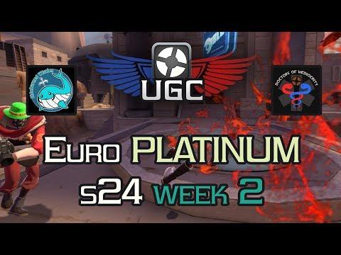 UGC EU HL S24 Plat W2 - kiti s vs. DoM